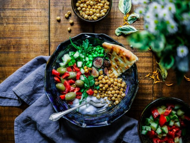 piatto della salute
